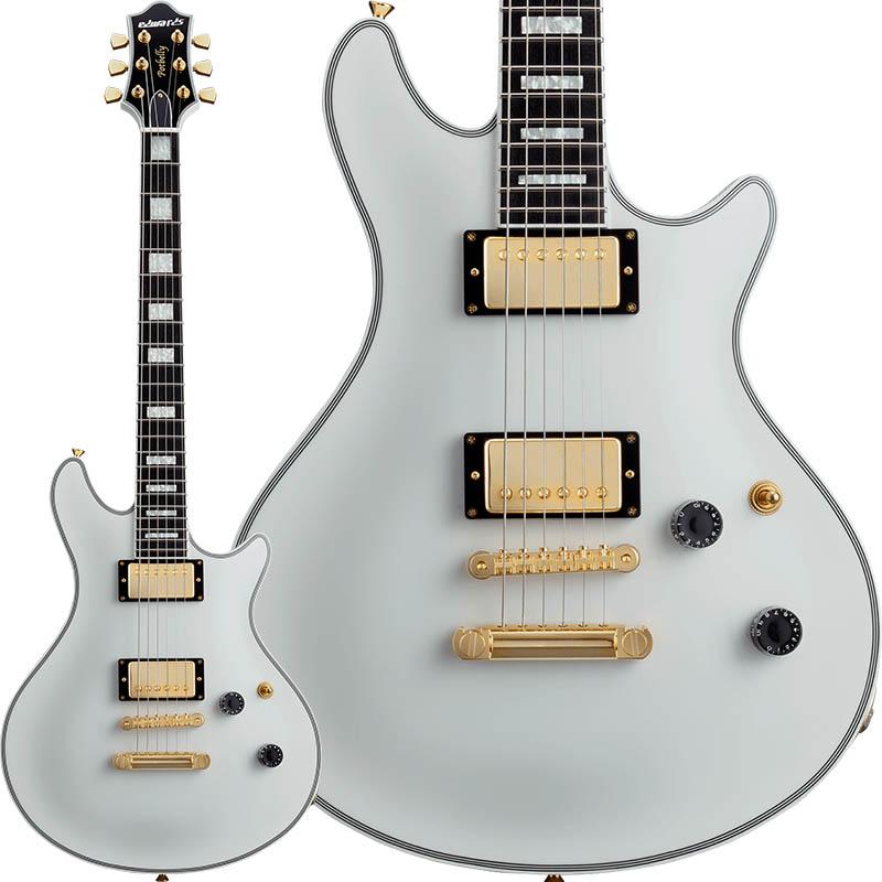エドワーズ エレキギター  Edwards 《エドワーズ》 E-PO CTM (White)