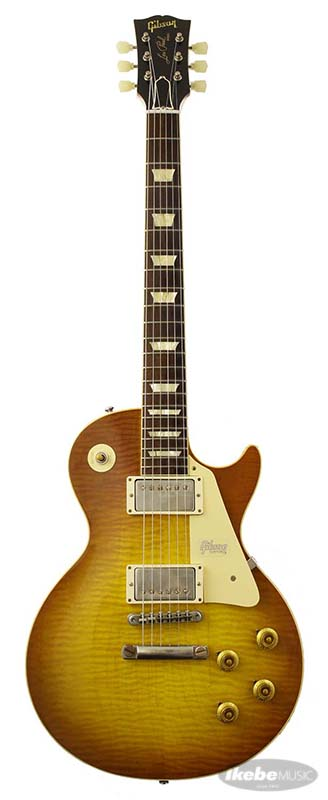 Gibson CUSTOM SHOP 60th Anniversary 1959 Les Paul Standard VOS (Slow Ice Tea/Indian Rosewood) #99097 【特価】