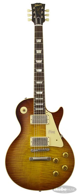 Gibson CUSTOM SHOP 2018 Historic Collection 1959 Les Paul Standard HRM