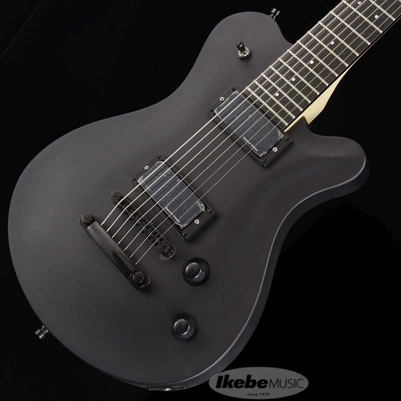 Framus《フラマス》 D-Series Panthera Pro 7 Solid Black Satin 【衝撃の大特価!】