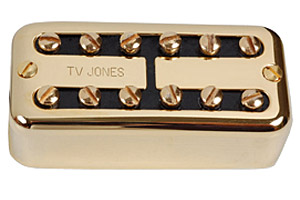 TV Jones TV Classic Gold Neck