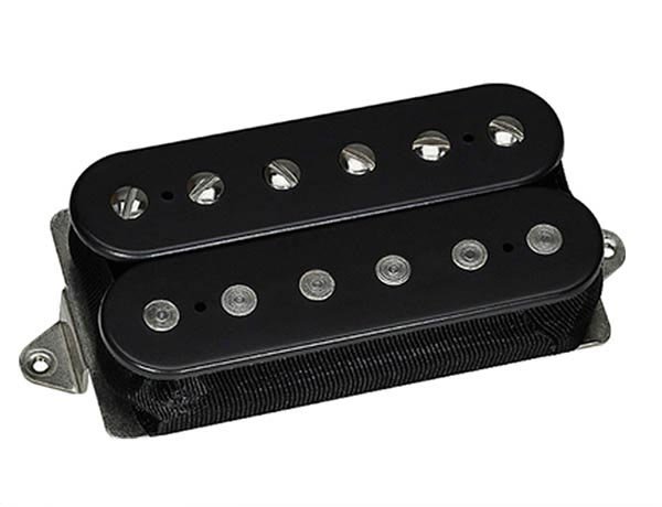 DiMarzio 《ディマジオ》 Illuminator Neck [DP256] (Black/Standard-Spaced)【安心の正規輸入品】
