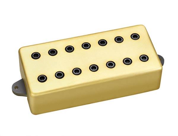 DiMarzio 《ディマジオ》 Titan 7 Neck [DP713] (Satin Gold/7-string) 【安心の正規輸入品】