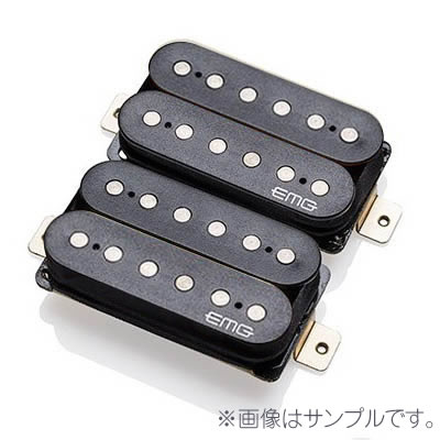 EMG RETRO ACTIVE SERIES Fat 55 Set (Black) ※Floyd用 【安心の正規輸入品】