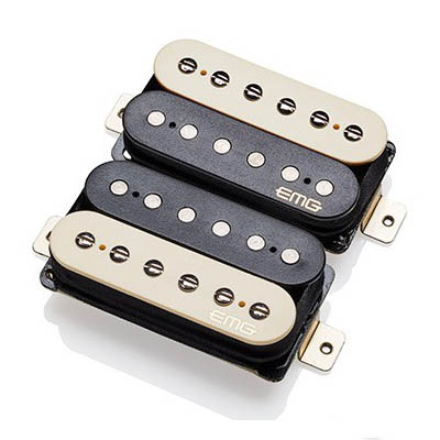 EMG RETRO ACTIVE SERIES Super 77 Set (Zebra) ※Floyd用 【安心の正規輸入品】