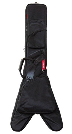 Providence 《プロヴィデンス》TOUR COMFORT CASES Series II TCV-1 BK (for Flying V Type) [エレキギター用ギグバッグ]
