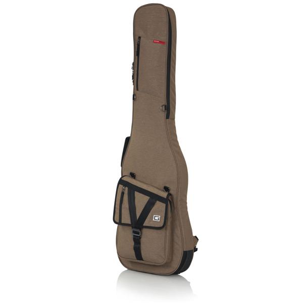GATOR 《ゲーター》 Transit Guitar Gig Bags GT-BASS-TAN[エレキベース用ギグバック]