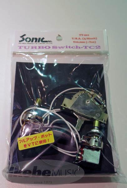 SONIC 《ソニック》 SONIC TURBO SWITCH TC(TT-201) USA (3/8inch) 【旧定価価格】