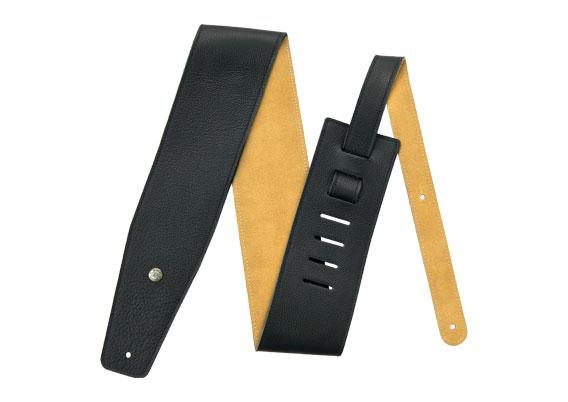Dunlop (Jim Dunlop) 《ダンロップ》BMF Leather Straps BMF11BN Black Natural
