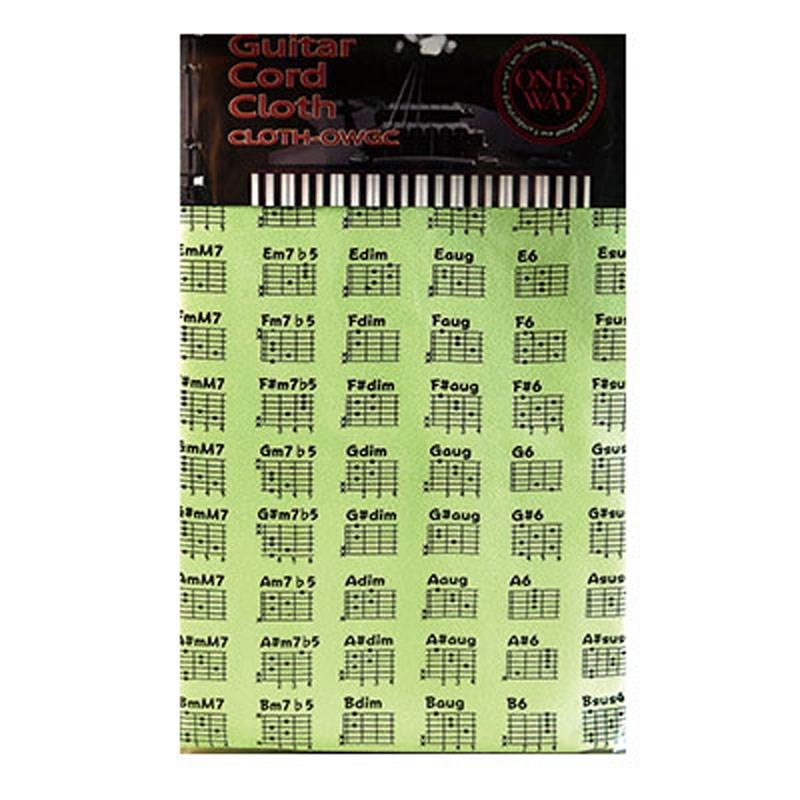 楽器用クロス ONE'S お金を節約 正規品 WAYGUITAR CORD GRN CLOTH-OWGC CLOTH