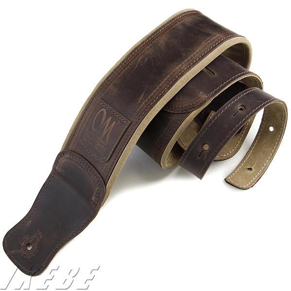 MAYONES 《メイワンズ》Leather Strap / Dark Brown 〔MASTR04〕