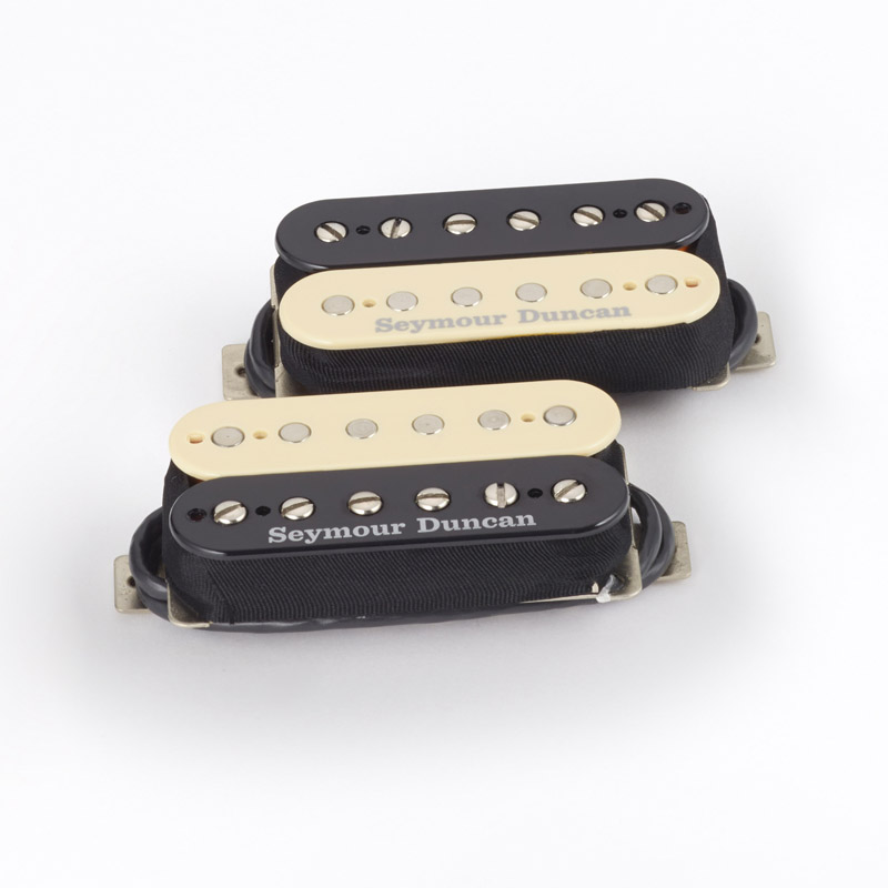 Seymour Duncan 《セイモア・ダンカン》 AKIRA TAKASAKI Signature Pickup THUNDER IN THE EAST (Zebra) 【即納可能】