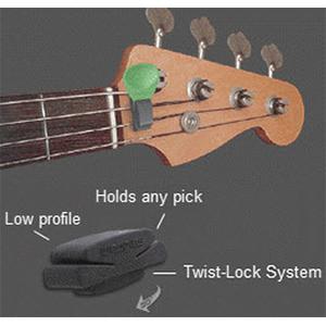 ピックホルダー【ベース用】 Wedgie Bass Pick Holder [WBH001]