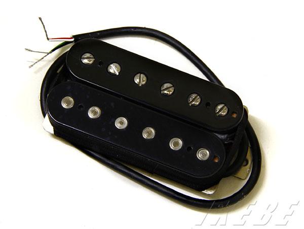 Lollar Pickups 《ローラー・ピックアップ》 Imperial Humbucker Pickup Standard Black (Bridge/4-conductor)