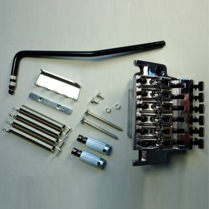 Ibanez 《アイバニーズ》 Edge Tremolo Bridge Assembly Chrome (2ED1R31C) 【お取寄せ商品】
