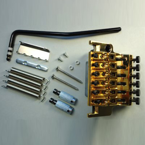 Ibanez 《アイバニーズ》 Edge Tremolo Bridge Assembly Gold (2ED1R31G) 【お取寄せ商品】