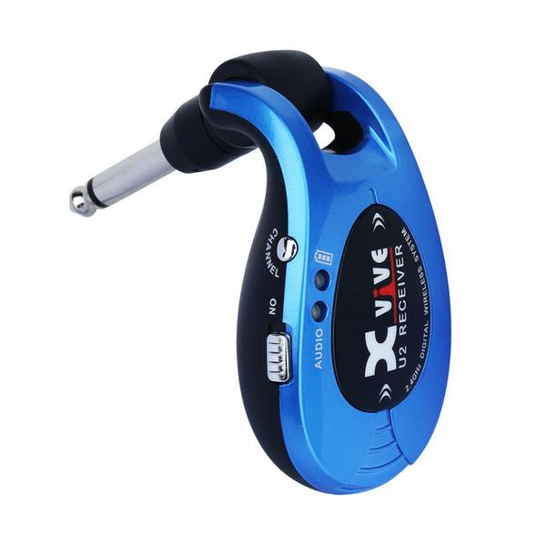 Xvive XV-U2/BL Digital Wireless [Blue]