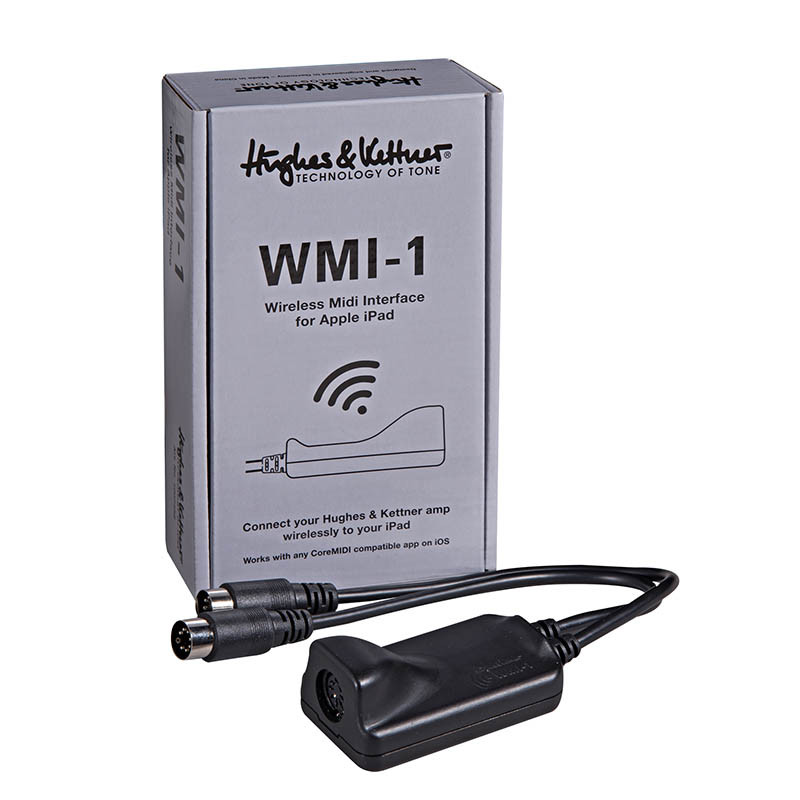 Hughes&Kettner《ヒュース&ケトナー》 WMI-1 Wireless MIDI Interface for GrandMeisterDX40 [HUK-WMI/1]