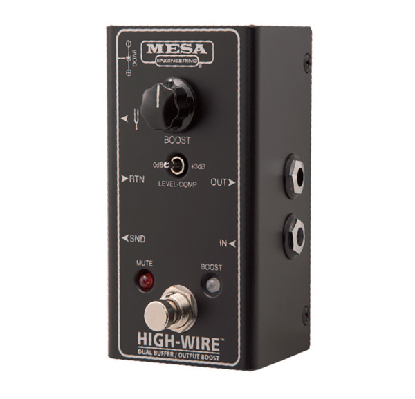 Mesa Boogie 《メサ ブギー》 High-Wire Dual Buffer & Output Boost【激安!通常¥28,000-(税抜)が台数限定超特価】