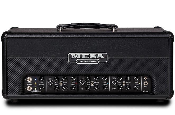 Mesa Boogie 《メサ ブギー》 Triple Crown TC-100 Head【入荷しました!】