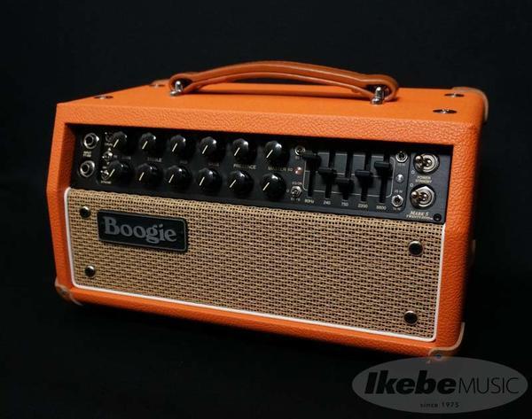 Mesa Boogie 《メサ ブギー》 MARK-V TWENTY-FIVE [Orange Bronco/Cream & Tan Jute Grill] 【MESA/BOOGIEプロショップオーダー品】 ☆今ならEL84管/1ペア・プレゼント!