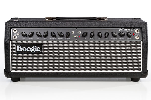 Mesa Boogie 《メサ ブギー》 Fillmore 50 Head