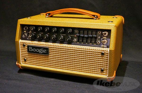 Mesa Boogie 《メサ ブギー》 MARK-V TWENTY-FIVE [Gold Bronco/Cream & Tan Jute Grill] 【MESA/BOOGIEプロショップオーダー品】 ☆今ならEL84管/1ペア・プレゼント!