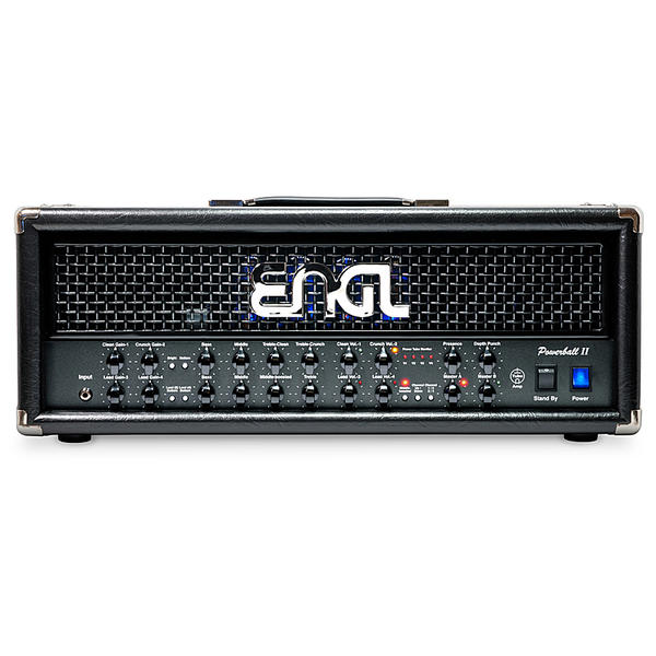 ENGL 《エングル》 POWERBALL II w/EL34 (E645/2SE)【ENGL正規ディーラー13周年記念キャンペーン特価!】