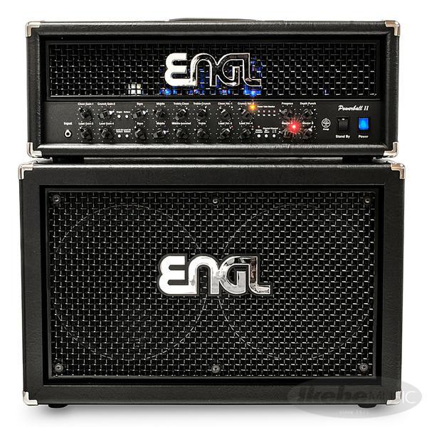 ENGL 《エングル》 POWERBALL II w/EL34 [E645/2SE] + 2x12 Pro Cabinet [E212VHB] SET 【キャンペーン特価 購入特典付き】