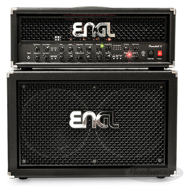 ENGL 《エングル》 POWERBALL II [E645II] + 2x12 Pro Cabinet [E212VHB] SET 【キャンペーン特価 購入特典付き】