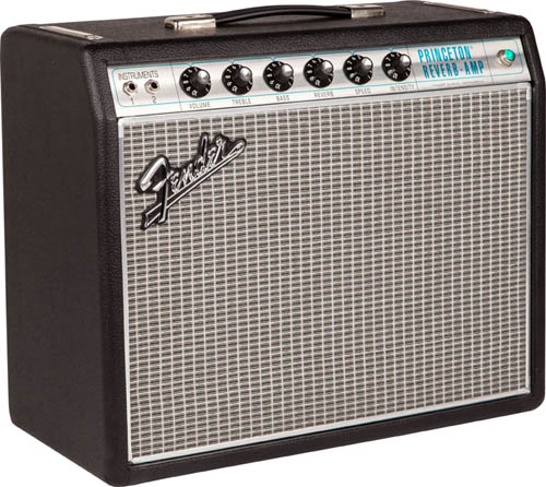 Fender《フェンダー》 '68 Custom Princeton Reverb[2272007000] 【am_p5】
