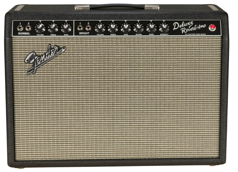 Fender《フェンダー》 '64 Custom Deluxe Reverb 【am_p5】