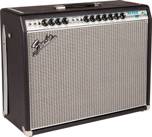 Fender《フェンダー》 '68 Custom Twin Reverb[2273007000] 【am_p5】
