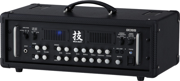 BOSS 《ボス》 WAZA Amp Head [Guitar Amplifier]【am_p5】
