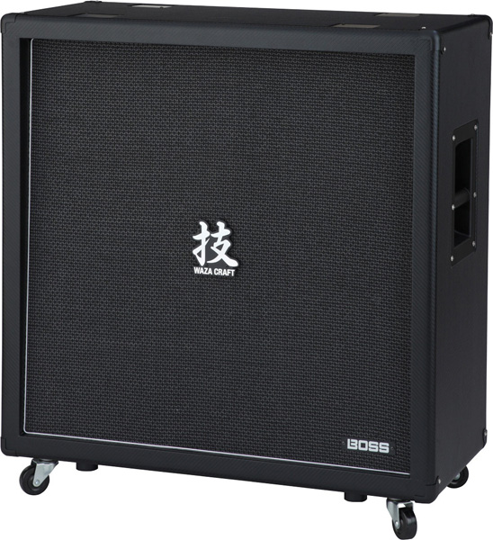BOSS 《ボス》 WAZA Amp Cabinet412 [Guitar Amplifier Cabinet]【am_p5】