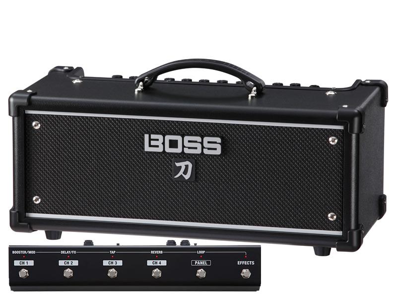 BOSS 《ボス》 BOSS Amplifier] KATANA-HEAD 《ボス》 [Guitar Amplifier]【フットコントローラーGA-FC付きお買い得セット】, とろとろサーモンの喜速久:5a18c0e1 --- sunward.msk.ru