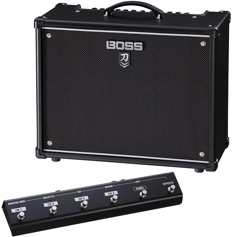 BOSS 《ボス》 KATANA-100 MkII [Guitar Amplifier]【フットコントローラーGA-FCお買い得セット】