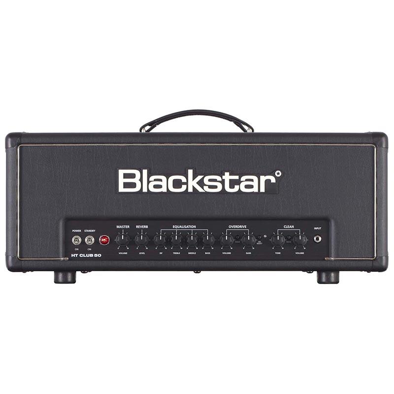 Blackstar 《ブラックスター》 HT-CLUB 50 MKII 【5/31発売】