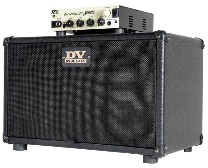 DV MARK 《ディーブイマーク》 DV MICRO50 JAZZ & JAZZ 208 CABINETセット