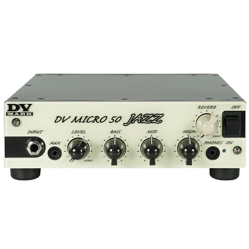 DV MARK 《ディーブイマーク》 DV MICRO50 JAZZ [DVM-MICRO50/J]