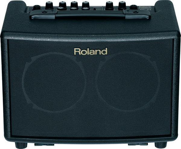 Roland 《ローランド》 AC-33 [Acoustic Chorus]【エレアコアンプ】