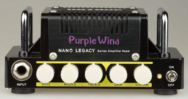 HOTONE Purple Wind