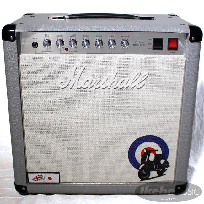 Marshall 《マーシャル》 2525C MINI JUBILEE 【Mods&vespa】※現地オーダー品