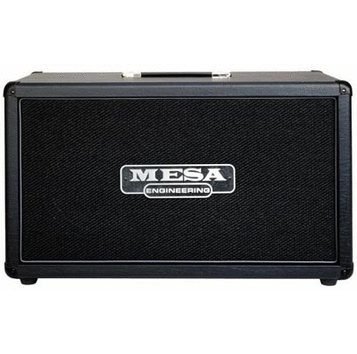 Mesa Boogie 《メサ ブギー》 2×12 Rectifier Horizontal Guitar Cabinet