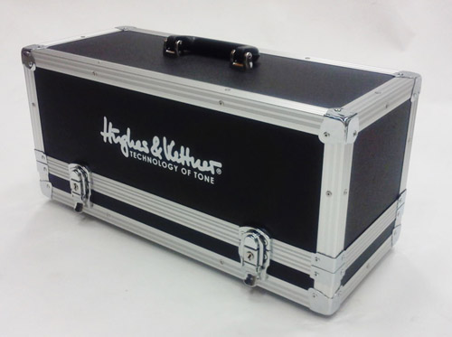 Hughes&KettnerTubeMeister36/Deluxe40ヘッド/GrandMeister36/ヘッド専用ハードケース