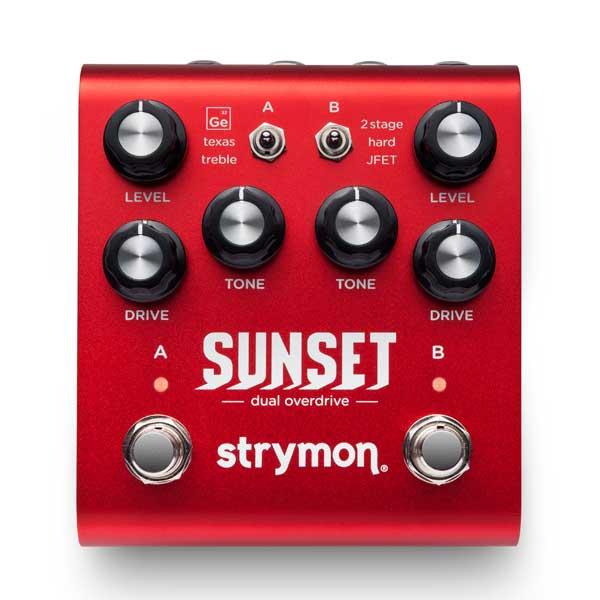 strymon 《ストライモン》 SUNSET【ef_p5】
