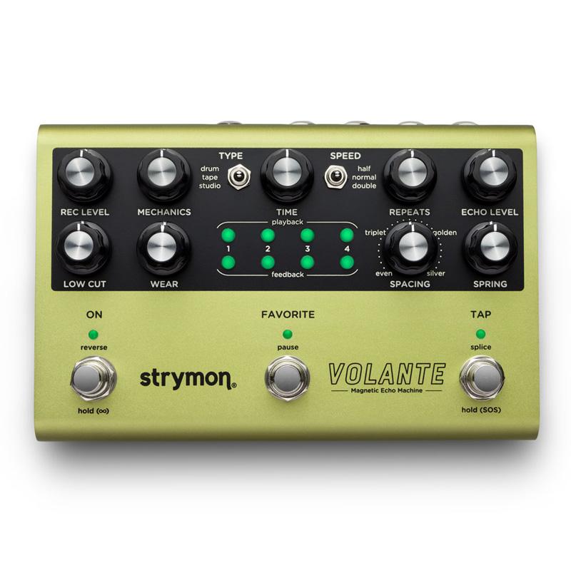 strymon 《ストライモン》 VOLANTE