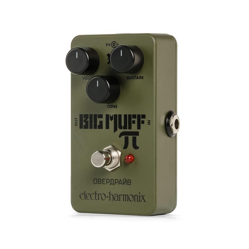 Electro Harmonix 《エレクトロ・ハーモニックス》 Green Russian Big Muff [Distortion/Sustainer]
