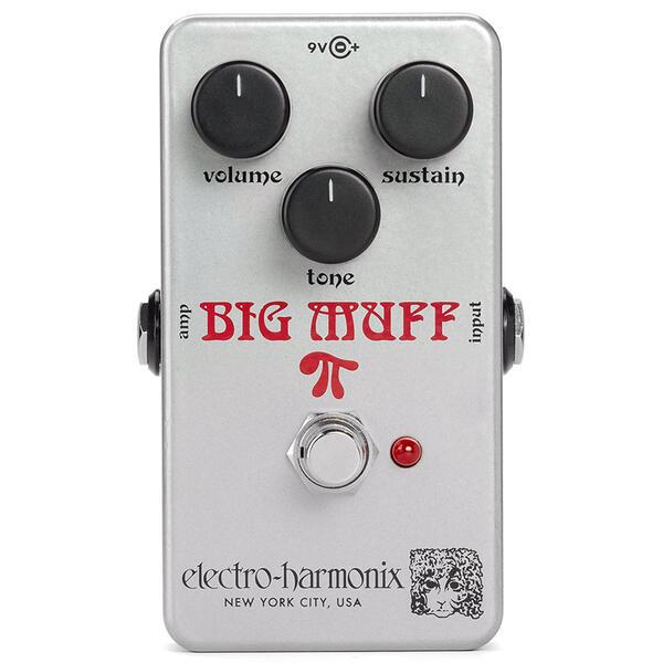 Electro Harmonix 《エレクトロ・ハーモニックス》 Ram's Head Big Muff Pi