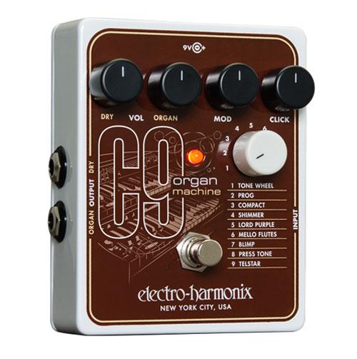 Electro Harmonix 《エレクトロ・ハーモニックス》 C9 Organ Machine【期間限定新品特価!】
